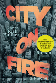 City on Fire - signiert